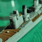 ヤマシタホビー特型駆逐艦 響の製作2
